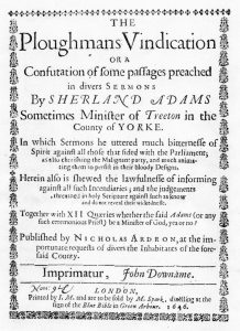 1646 Poughmans Vindication