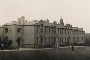 PGS Fulford Building